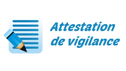 attestation de vigilence