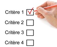 criteres acheteur