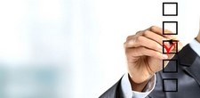 Checklist des compétences de l'acheteur concernant les contrats